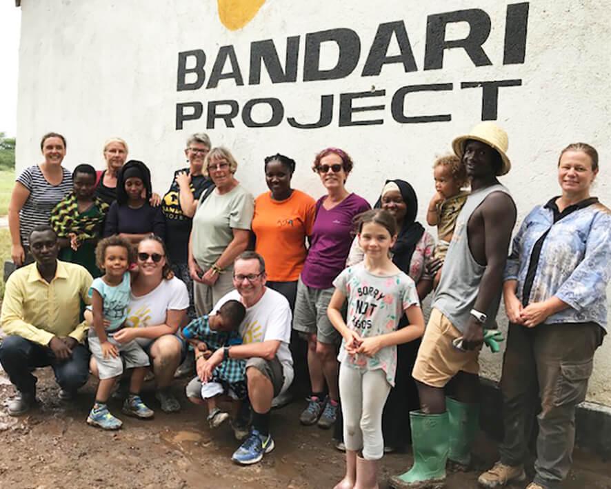 2018 Volunteers - The Bandari Project