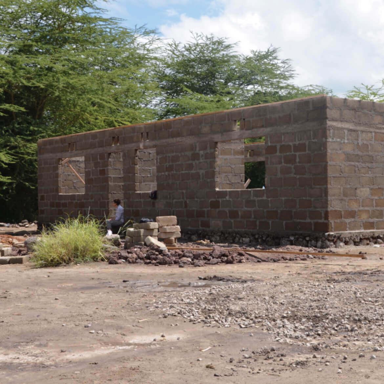 Building the Bandari Project Kindergarten